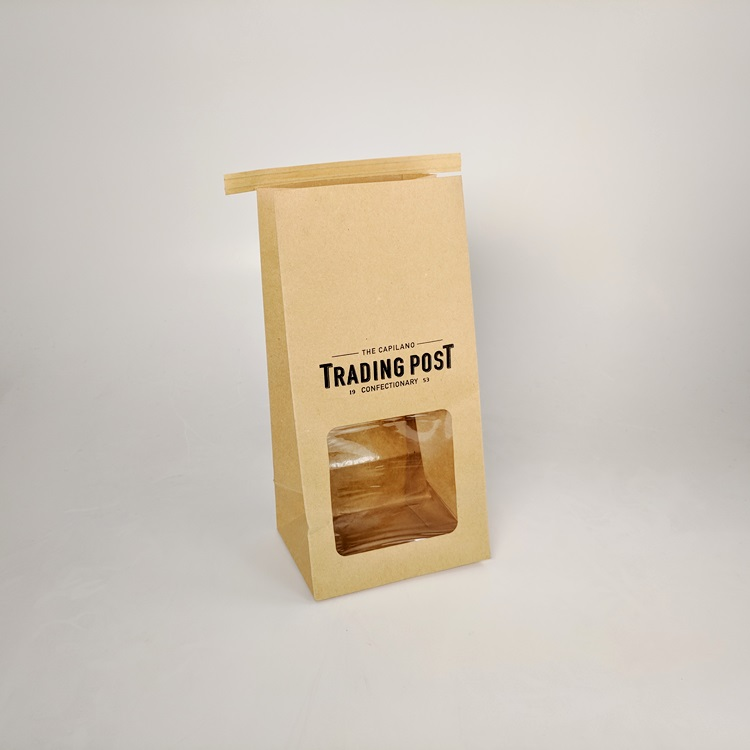 Capilano Trading Post Tin Tie Bag