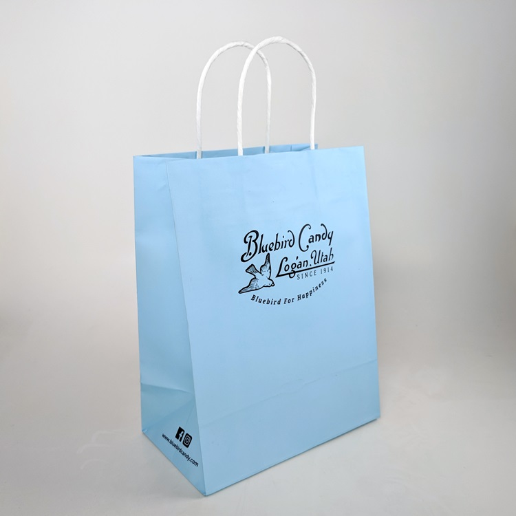 Bluebird Candy Small Rope Handle Shopper