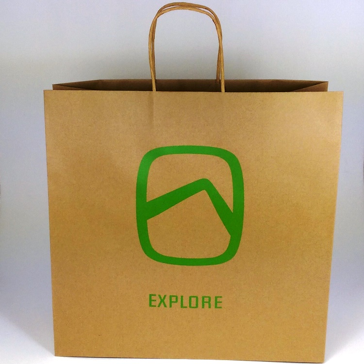 Brewster Paper Shoppers Bag
