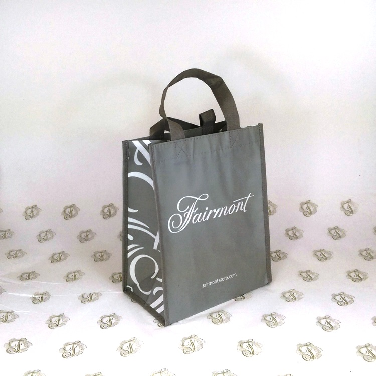 Fairmont Non Woven Reusable Tote Bag