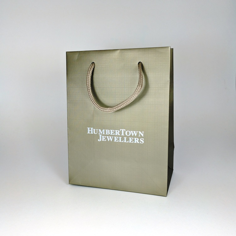 Humbertown Jewellers Rope Handle Shopper