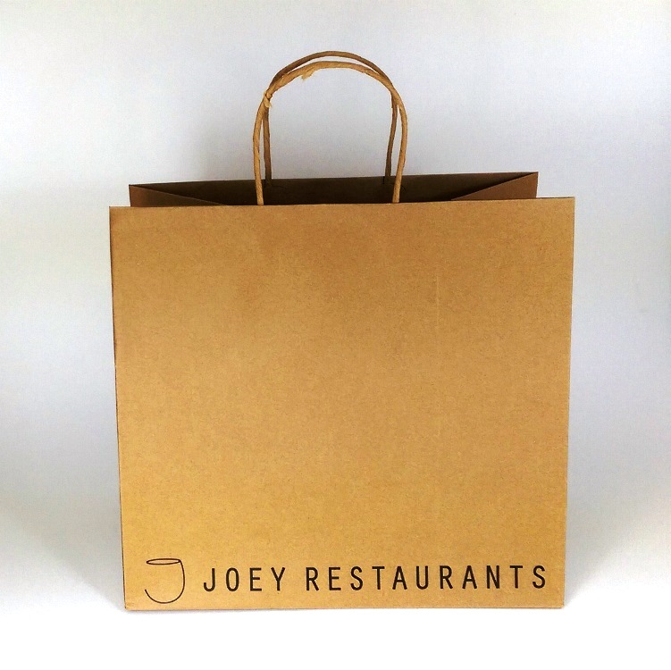 Joey Restaurants Take out Bag