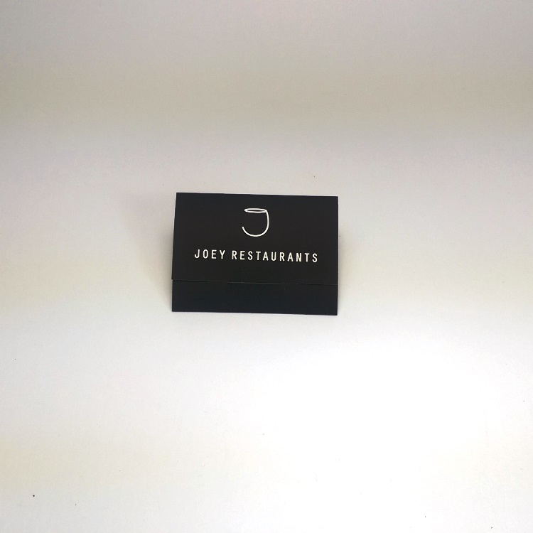 Joey Folding Gift Card Enclosure