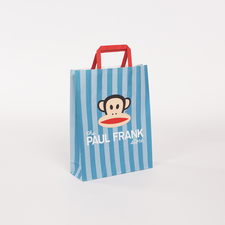 Paul Frank Paper Shopping Bag